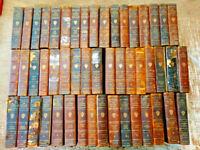Complete Set 1909 1st Edition Harvard Classics - All 50 Books