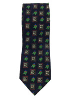 MITCH DOWD | Mr No | Roger Hargreaves 1995 Mr Men Polyester Tie | Length: 148 cm