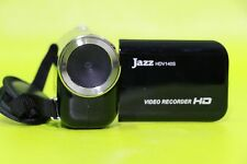 Jazz Video Camcorder Hybrid Camera 1.44 Hinged LCD, 4x Digital Active Zoom