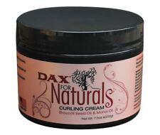 Dax for Naturals Curling Cream Define Curls Moisture Anti-Frizz Shine Hair 7.5oz