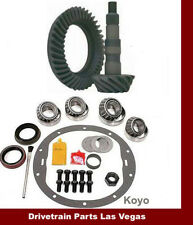 Richmond Excel GM Chevy 7.5 4.10 Ratio RIng and Pinion Gear Set Master Kit Early