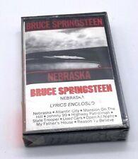 Nebraska by Bruce Springsteen (Cassette, Oct-1990, Columbia) BRAND NEW