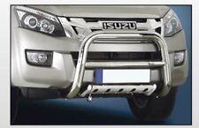 ISUZU D-MAX 2012 PARACOPPA INOX BRILL per IS 84006