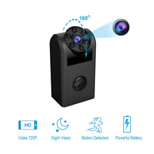 Hidden Camera HD Spy Home Security Portable Surveillance Cameras Video Recorder