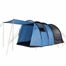 c6a128ee455b73 4 persone tenda da campeggio a tunnel 3000mm altezza di ventilazione in  piedi