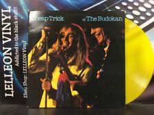 Cheap Trick At The Budokan Yellow Ltd Ed LP Album Vinyl EPC86083 A2/B1 Rock 70's