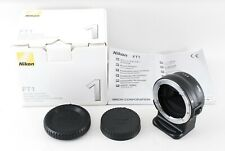 Near Mint!! Nikon Mount Adapter FT1 from Japan 1260