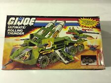 G.I.JOE  - Ultimate Rolling Thunder - 1988 - Complet