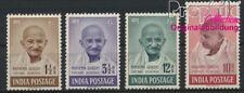 inde 187-190 avec charnière 1948 gandhi (8882691