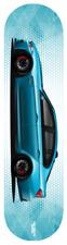 Car Art F80 skateboard Deck 7-ply canadian hard rock maple M3