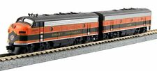 KATO 1060421 N EMD F7A/B 2 Loco Powered Set Great Northern #444C/444D 106-0421