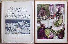 CONTES D'ANDERSEN - Ed. Flammarion, I ed. 1947*_Tavole e ill. di DAVANZO - RARO