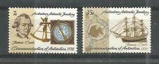 A.A.T 1972 BI-CENT OF CAPTAIN COOK SG,21-22 U/MM NH LOT 407A