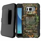 Case for [Samsung Galaxy Note 5] Rugged Dual Layer Holster Combo Stand