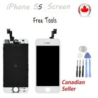 Replacement For iPhone 5S White LCD Display Touch Screen & Digitizer Assembly