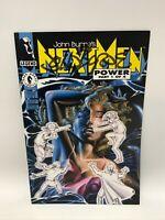 Dark Horse Comics John Byrne's Next Men Power 1 of 4 Signed Comic Byrne Auto