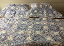 """Coastal Living Home Collection King Quilt and Sham Set 96"""" x 106"""""""