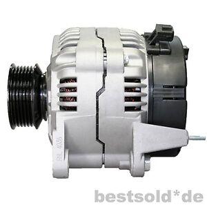LICHTMASCHINE VW LT 28-35 II TRANSPORTER T4 2.5 SDI 2.4 D 2.5 TDI 2.8 120A NEU