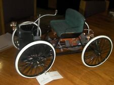 Franklin Mint Diecast 1896 Ford QUADRICYCLE Precision  Limited Edition 1:6 Scale