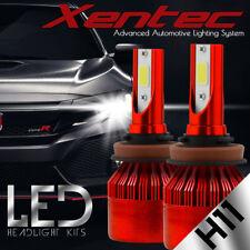 CREE LED Headlight Kit H8 H9 H11 1000W 150000LM 6000K Low Beam Fog Bulbs White