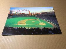 Wrigley Field,  Chicago Cubs Baseball Stadium Postcard, New Condition