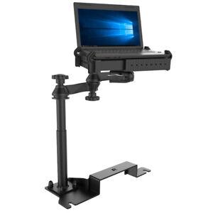 RAM Laptop Mount 2011-2019 Ford Explorer, Police Interceptor Utility, 2014+ Edge