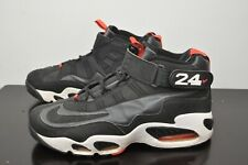 2010 Nike Air Griffey Max 1 #24 Black Red White 354912-002 Size 13
