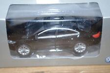 Norev Werbe Modellauto VW Passat CC schwarz 3 Inch  ca.1:64 OVP