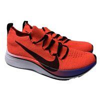 Nike Vaporfly 4% Flyknit Bright Crimson (AJ3857-601) Size Mens 4.5 Womens 6