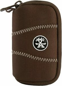 Crumpler The P.P. 55  Camera/Phone/MP3 Pouch Brown BRAND NEW!!!
