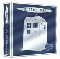 The Doctor Who Files: Collector's Edition by BBC Books Hardback Book The Cheap