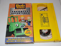 Bob The Builder Roley's Favorite Adventures 30 Min VHS Tape Kids