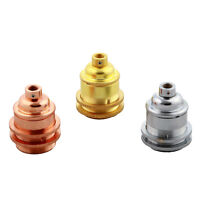 Edison Screw E27 Lamp Bulb Holder +2 SHADE RINGS & Grub Screw MLH026 lampholders
