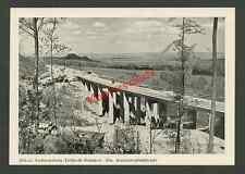 Reichsautobahn Gruibingen Baustelle Franzosenschluchtbrücke Brückenbau RAB 1935!