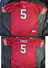 Jeff Garcia #5 /San Francisco 49ers NFL Jersey shirt REEBOK NFL adult/ SIZE/ XXL