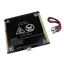 12V MK3 220X220mm Aluminum Board PCB Heatbed Heat Bed For Reprap 3D Printer