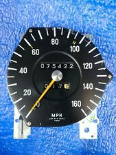 mercedes-benz W116 R107 Speedometer Gauge 450se 450sel 450sl