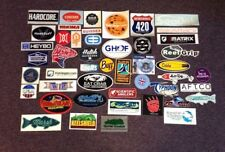 47 Fishing STICKERS #47A Aftco Scientific Anglers Siegler Reels Bear Paw Tackle
