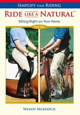 Simplify Your Riding - Ride Like a Natural by Wendy Murdoch - Part 1 - NEW DVD
