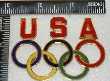 US Olympic Team Pin - Giant - New from Old Stock, Wear at RIO OLYMPICS