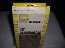 KIT CARBURATORE COMPLETO FIAT 132 2000 CONDIZIONATA RIF.2047