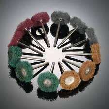 12Pcs Abrasive Polishing Wheel Buffing Pad Brush Rotary Tools