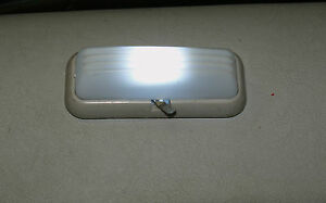 MGB GT tailgate and MGB boot light EAM1650 NEW with LED bulb