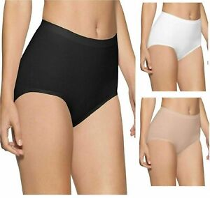 Womens Ladies Seamless Brief Control Maxi Ladies Knickers Underwear Plus 8-30