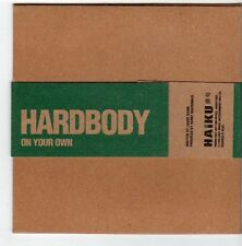 (EZ689) Hardbody, On Your Own - 1996 DJ CD