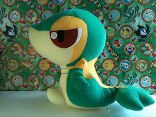 "Pokemon Plush Snivy 13"" Banpresto 2010 DX Doll UFO Stuffed Figure toy USA Seller"