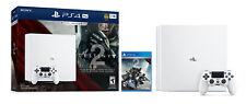 Sony Destiny 2 Playstation 4 Pro White Console