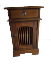 Antique Style 61cm-65cm Height Bedside Tables & Cabinets