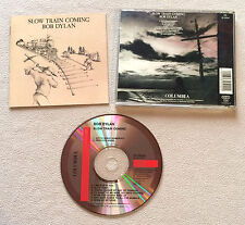 BOB DYLAN - SLOW TRAIN COMING / ALBUM COLUMBIA CD 32524 ( ANNEE 1979 )