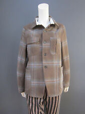 BSBEE 100% wool shirt / jacket NEW with TAG  size L can be worn by women as well